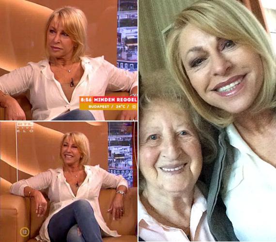 Ungár Anikó 2014 januárjában lett 65 éves. Szerinte 60-70%-ban a genetikának köszönhető, ki hogyan néz ki, erre azonban vigyázni is kell. Neki szerencséje van, édesanyja 103 éves lett idén júniusban, de ez nem látszik rajta - mesélte a 8: 08 - Minden reggel című műsor egyik e heti vendégeként.