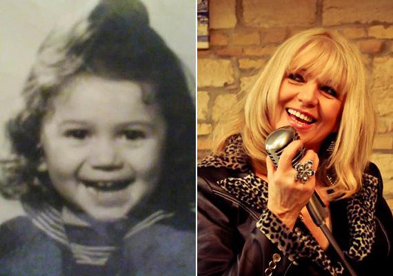 Az egykori Neoton Família énekesnője idén októberben már a 61. születésnapját ünnepelte, de még mindig ugyanolyan üde jelenség, mint volt kicsi lányként.