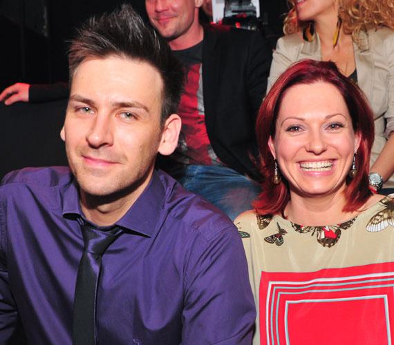 Gaál Noémi, a TV2 csinos időjósa 2005 óta alkot egy párt Maloveczky Miklós zeneszerző, énekes, műsorvezetővel. Köztük majdnem tíz év a körkülönbség. Össze még nem házasodtak, papír nélkül is boldogok.