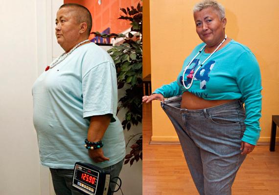 """Falusi Mariann évekig küzdött a kilóival, amikor 2010-ben úgy döntött, belép egy zsírégető csoportba. 22 kilótól szabadult meg kevesebb, mint fél év alatt. """"Nincs gyomorgyűrűm, nem szedek sem étvágycsökkentőket, sem gyógyhatású készítményeket, sem táplálékkiegészítőket, zsírleszíváson sem jártam, és különböző fogyasztó kezeléseket sem próbáltam ki. Egyszerűen csak tartom magam a diétámhoz"""" - válaszolta Mariann, amikor csodás fogyása titkáról kérdezték."""