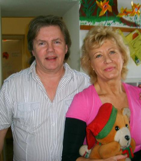 Pap Rita és Bodnár Attila  A nyolcvanas évek popzenéjének sikerduója már több mint húsz éve egy pár. Házasságukból két gyermek született, Krisztián és Fanni.