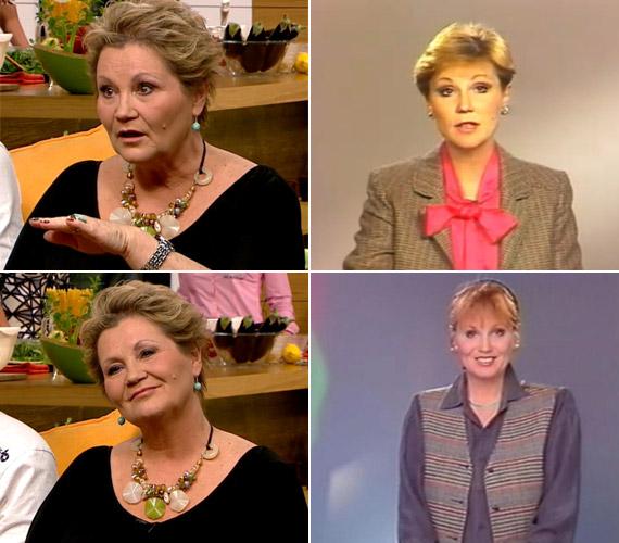 Bay Éva 1976 és 1999 között volt a köztévé munkatársa bemondóként és műsorvezetőként. Hat éven keresztül Híradózott, az Ablak című közéleti magazinban, nótaműsorokban, a Falutévében, az Ötös- a Hatoslottó-sorsolásokban is dolgozott.