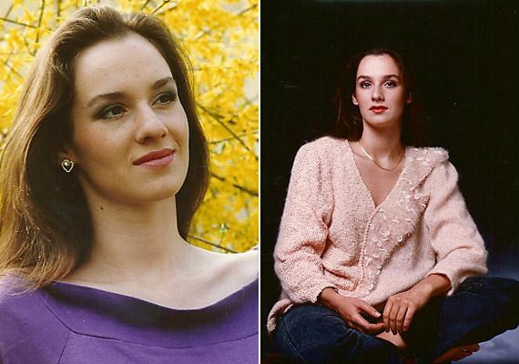 1990-ben megkapta Fantine szerepét a Nyomorultakban, melyet a Rockszínházban Szinetár Miklós rendezett.