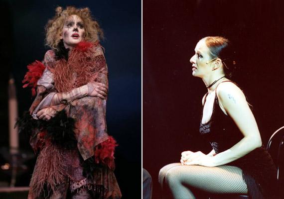 Olyan híres musicalekben láthatta a közönség, mint a Macskák, a Chicago vagy a Hello, Dolly!