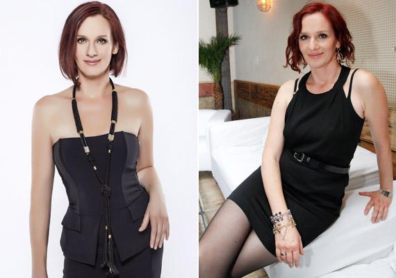 2012-ben zsűritagnak választották a TV2 tehetségkutató műsorába, a The Voice - Magyarország hangjába. Ő lett az egyetlen női ítész Molnár Ferenc Caramel, Somló Tamás és Mező Misi mellett.