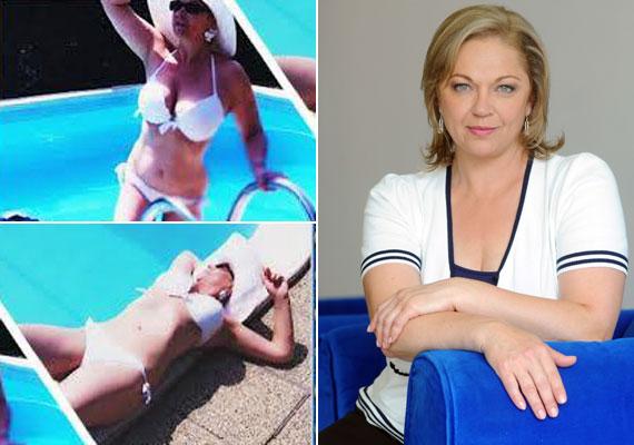 Csomor Csilla tavalyi bikinis fotóin mindenki elámult. A Barátok közt egykori Berényi Zsuzsája csökkentett szénhidrát tartalmú diétát folytat, aminek köszönhetően 50 évesen jobb formában van, mint valaha.