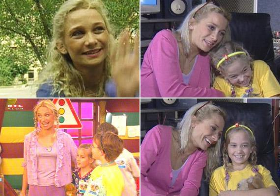 A 47 éves Jónás Rita párja a négyszeres olimpiai bajnok úszó, Darnyi Tamás. A férfitól két gyermeke van, Csenge és Piroska, illetve van még egy lánya a korábbi kapcsolatából. 1998-tól volt az RTL Klub Kölyökklub című műsorának háziasszonya, majd gyermekei születésének idején Ördög Nóra vette át a helyét, aki itt debütált mint műsorvezető.