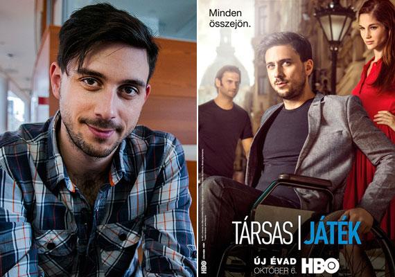Az életükben felbukkanó harmadikat a 29 éves színész, Szabó Kimmel Tamás játssza. Milán nemcsak jóképű, de jó a humora, laza, titokzatos és veszélyes, ugyanakkor van benne valami gyermeki, ami megfogja a nőket.