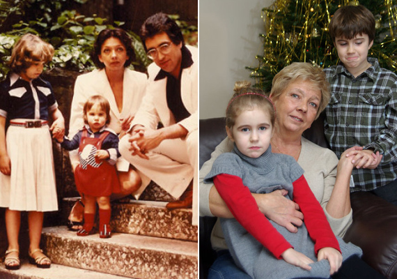 A legendás énekes egy bárban ismerte meg második feleségét és gyermekei anyját, Kovács Editet. Éppen a születésnapján szólította le a pincérnőként dolgozó lányt, a románcból pedig hamar lánykérés lett. Edit ma már háromszoros nagymama.