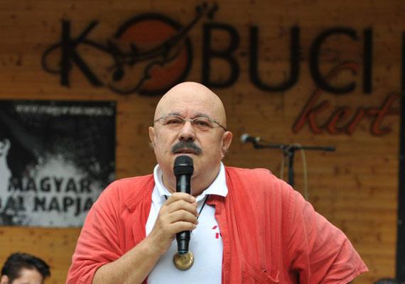 Bergendy István, a legendás magyar zenész 65 ezer forint nyugdíjat kap, amelyet az évi 3-4 fellépésével egészít ki.