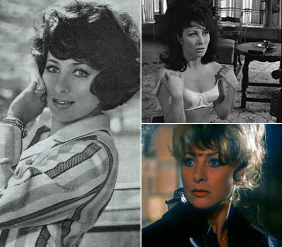 Fiatalon sötét hajjal is láthatták a nézők. Szerepelt többek között az 1969-es Az oroszlán ugrani készül, valamint az 1982-es Csak semmi pánik! című filmekben is.