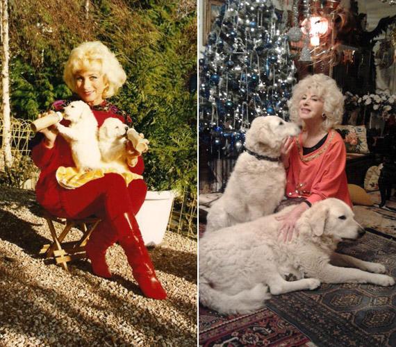 Nagy állat- és növénybarát, volt, hogy a karácsonyt szeretett kutyáival töltötte.
