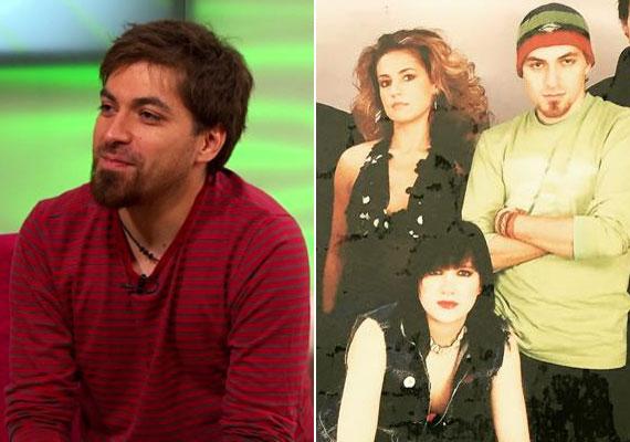 Torres Dani Pflum Orsolyával és Tóth Gabival. A 33 éves ecuadori-magyar énekes szinte semmit sem változott. Az utóbbi hónapokban többször is hallhattuk énekelni a FEM3 Café című műsorban.