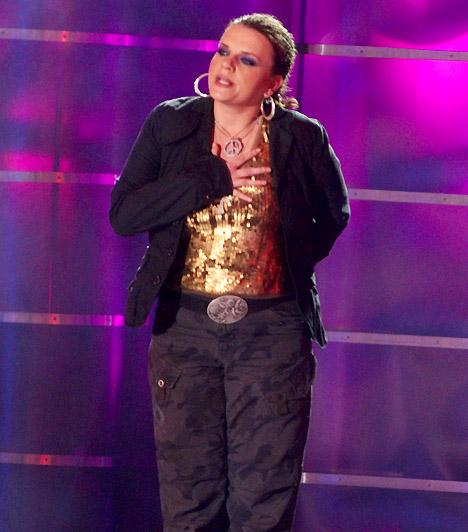 Póka Angéla  A harmadik évad üde színfoltját képezte a dögös hangú énekesnő, aki a harmadik helyig jutott a versenyben. Angéla tagja a Chieffoundation és a Fekete Tej nevű együtteseknek, de színházban is bizonyította már rátermettségét.