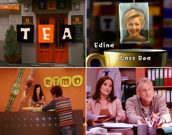 Néhány hét különbséggel, 2002-ben mind a TV2, mind pedig az RTL Klub előállt a maga, alákevert nevetéssel és kevés belső helyszínen játszódó szitkomjával, melyeknek mind a címe, mind a története kísértetiesen hasonlított egymáshoz. A TV2-ős Tea hat fiatal mókás életébe engedett bepillantást, akik közül egyikük egy teázó tulaja, így sokszor ott tengették mindennapjaikat. Az RTL Klubos Limonádé hat szereplőjének élete pedig többnyire a fiktív ruhaüzlet, a Limo falai közt bonyolódott. Mindkettő eredetileg főműsoridőben ment, de nem váltották be a hozzájuk fűzött reményeket, így pár hónap alatt lekerültek. A 2002-es év azonban egyértelműen egy új műfaj, a valóságshow-k időszaka volt: a TV2-n a Big Brother tarolt, a konkurens csatornán pedig a Való Világ.