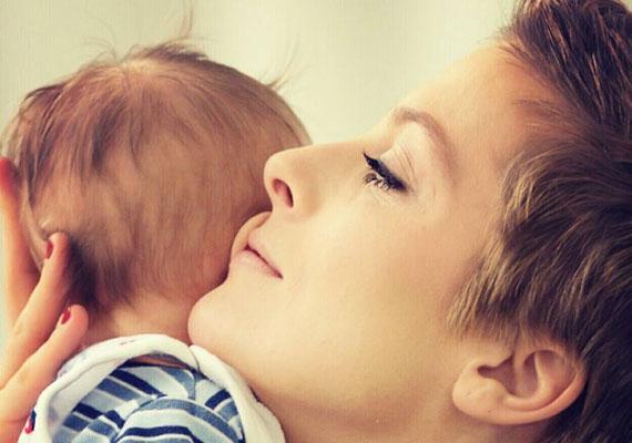 Tatár Csilla és új kedvesét 2014 végén ismerte meg, kisfiuk, Milán Ruben 2015 novemberében jött a világra.