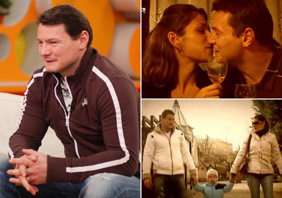 Erdei Zsolt és felesége, Arabella tavaly év végén döntöttek úgy, hogy elválnak. A pár 2005-ben házasodott össze, a következő évben pedig megszületett a kisfiuk, Viktor.