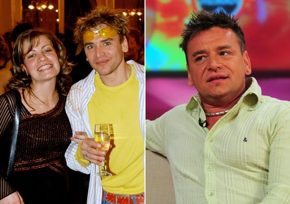 Bár Mészáros Árpád Zsolt és kedvese soha nem házasodtak össze, 13 évig éltek együtt, és ez idő alatt két közös gyermekük is született.