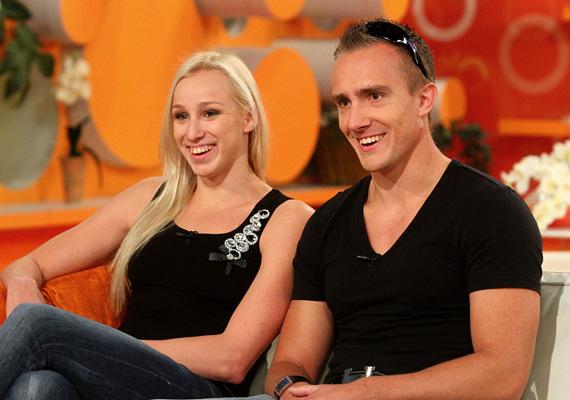 A magyar sportélet igazi álompárja volt Dombi Rudolf és Verrasztó Evelyn, idén azonban másfél év után mégis szakítottak.