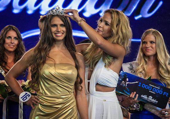Három válogató és hosszas felkészülés után, augusztus 9-én, Balatonfüreden Király Lilit választották a 2014-es Miss Balatonnak. A szépségkirálynő fejére Király Linda tette fel a koronát.