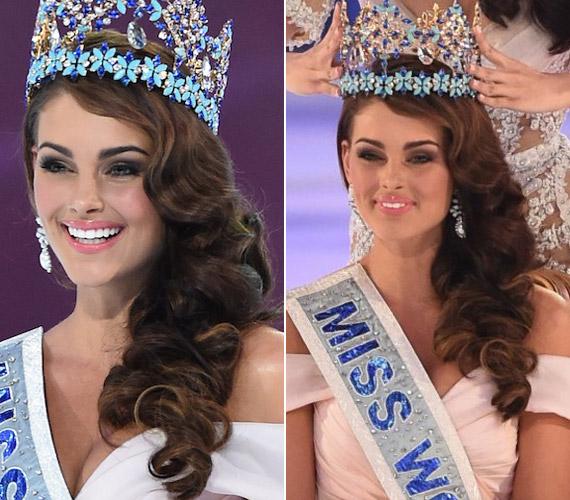 A dél-afrikai Rolene Straus fejére került a korona a 64. alkalommal megrendezett Miss World szépségversenyen.