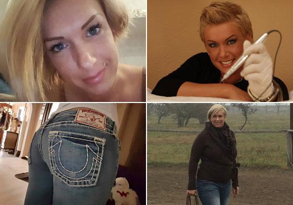 A 39 éves Molnár Anikó tavaly decemberben még a telt idomú nők táborát erősítette, legfrissebb fotói alapján látványosan lefogyott, formás fenekét is megmutatta a Facebookon.