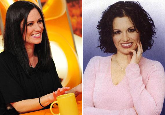 A 41 éves Pokrivtsák Mónika az RTL Klub indulásakor, 1997-ben a Meri vagy nem meri? című vetélkedővel vált országosan ismertté. Akkor még telt idomú, kerek arcú nőként hódított, de évekkel később látványosan lefogyott.