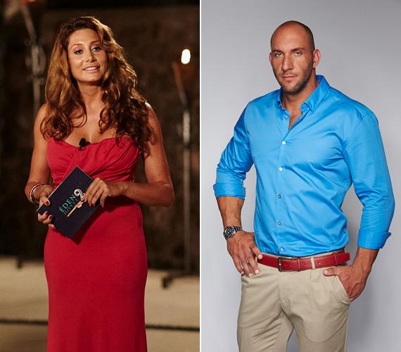 A TV2 Csoport által megvásárolt Éden Hotel realityt műsorvezetőjének a csatorna Berki Krisztiát választotta. Horváth Éva a VIASAT3 adásán volt a műsor háziasszonya két évadon át.