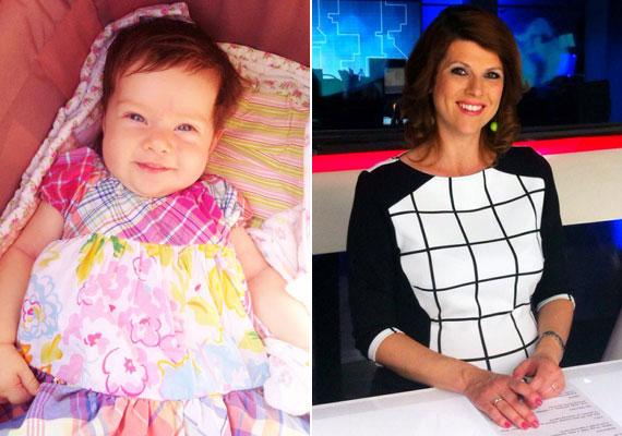 Jaksity Kata jelenleg férjével, két fiukkal és kislányukkal Amerikában él, de az ATV híradósa onnan is többször posztol fotót tündéri kislányáról, Jázmin Katáról, akinek 2014. július 7-én adott életet.