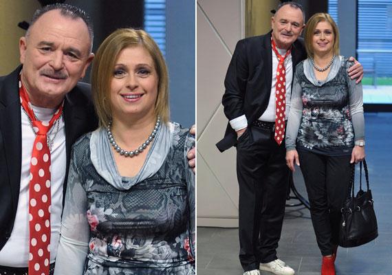 Nagy Feró eleinte megpróbálta elhajtani maga mellől az akkor 16 éves Ágnest, hiszen az énekes 20 évvel idősebb volt nála. Nem sikerült, ennek köszönhetően már több mint 30 éve boldog házasok.