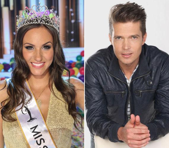 Nagy Nikoletta, az ide Miss Universe Hungary tegnap kürtölte világgá, hogy egy párt alkot Gyetván Csabával, aki a TV2 műsorvezetője, évekkel ezelőtt pedig a Barátok köztben szerepelt.