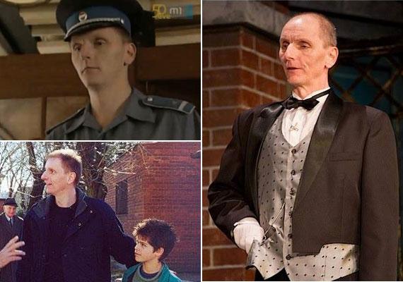 51 éves lett Győri Péter, a Kisváros című sorozat kölyökképű Balogh Máté őrmestere. Nézd meg, mennyit változott a többi szereplő »