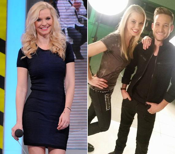 Lilu, az RTL Klub műsorvezetője nemcsak a sporttól és a diétától egyre vékonyabb, már nem szeretne fogyni, gyomorfájdalmai miatt viszont nem áll le a folyamat.