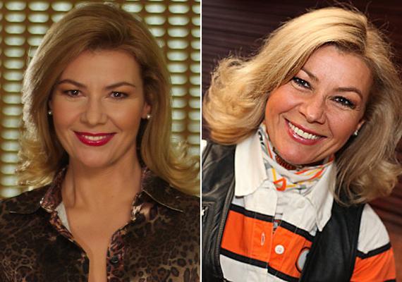 Barta Sylvia szintén a TV2 időjárás-jelentőjeként mutatkozott be a televízióban 1999-ben, ám a bájos meteorológusnak krónikus ízületi betegség miatt 2004-ben búcsút kellett intenie a televíziózásnak.