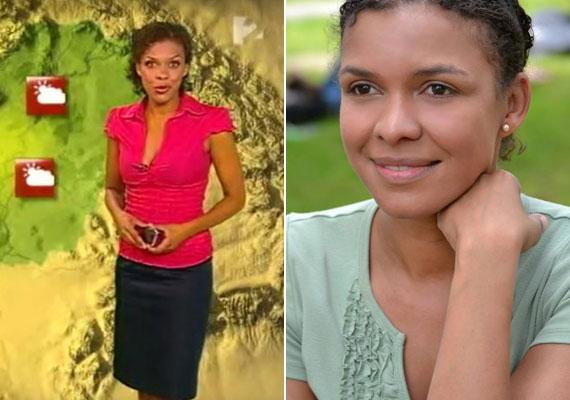 Onyutha Judit légiutas-kísérőből lett időjárás-jelentő, 2009-ig dolgozott a TV2-nél, ahonnan elbocsátották. Jelenleg az ATV időjósa.