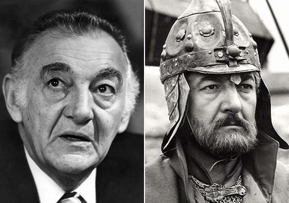 Az Egri csillagok filmadaptációjának Dobó Istvánja, azaz Sinkovits Imre sem büszkélkedhetett sokáig az elnyert címmel, 2000-ben szavazták be a legendák közé, de 2001-ben, 72 évesen elhunyt.
