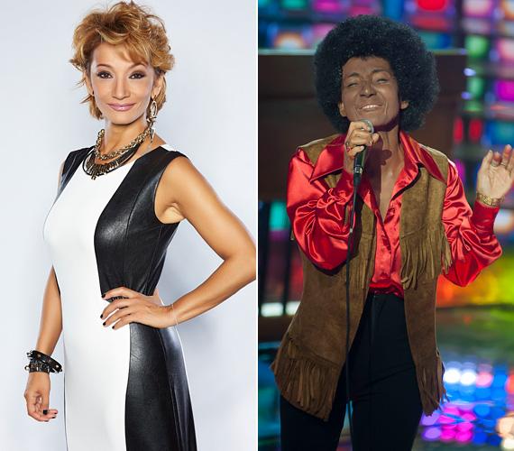 Keresztes Ildikó a Sztárban Sztár második évadában lepte meg a közönséget Michael Jacksonként - igaz, ő a kisfiú Jackót személyesítette meg a színpadon, nem is akárhogyan.