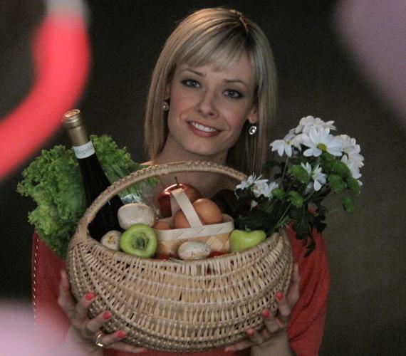 Peller Mariann számára a minőség mellett az is döntő, hogy magyar termelőktől vásároljon.