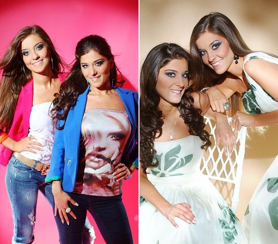 Sokan összekeverik a két lányt, pedig nem ikrek. Edit négy évvel idősebb és kilenc centivel alacsonyabb Alíznál.