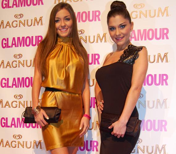 A 2013-as Glamour-gálára is együtt érkeztek, Nyári Edit egy testre simuló, fekete ruhát választott, míg testvére inkább arany selyemben nyűgözte le a közönséget.