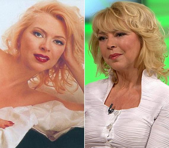 Különleges vonzereje és szépsége miatt Nyertes Zsuzsát azonosítják a mai napig a legtöbben a magyar sztárok közül Marilyn Monroe-val. A színésznő közel a 60-hoz is remekül néz ki, 10-20 évet pedig simán letagadhatna az életkorából.