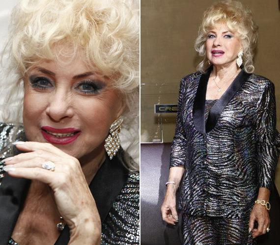 Ki hinné, hogy Medveczky Ilona már 71 éves? A táncosnő és színésznő azt vallja, aktív életmódjának, a sportnak, valamint kutyái gondozásának köszönheti, hogy ilyen jó formában van.