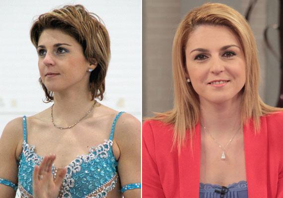 Sebestyén Júlia műkorcsolyázó 2004-ben Európa-bajnok lett, ő az első magyar nő, aki megnyerte ezt a címet. Kilencszeres felnőtt magyar bajnok. Miután 2010-ben befejezte az élsportot, férjhez ment. A műjégpályát nem hagyta ott, a 34 éves sztár gyerekeket edz, illetve tanít műkorcsolyázni.