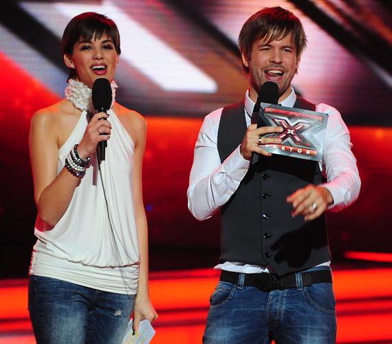 Az X-Faktor tehetségkutatót korábban két műsorvezető vezényelte le, de Sebestyén Balázs - más munkái miatt - idén nem vállalta be a házigazda szerepét.