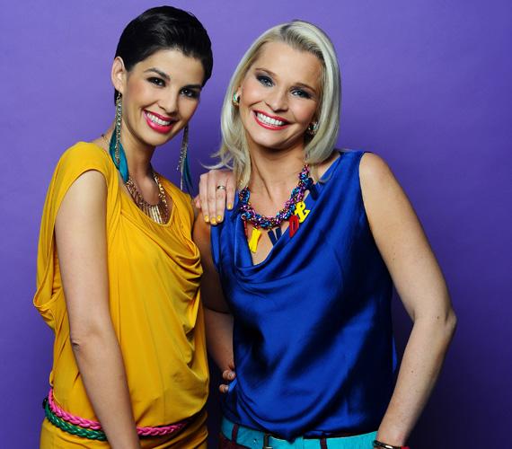 A 2012-es Csillag Születiknek két háziasszonya volt: Ördög Nóra mellett Liluval osztoztak a műsorvezetői poszton.