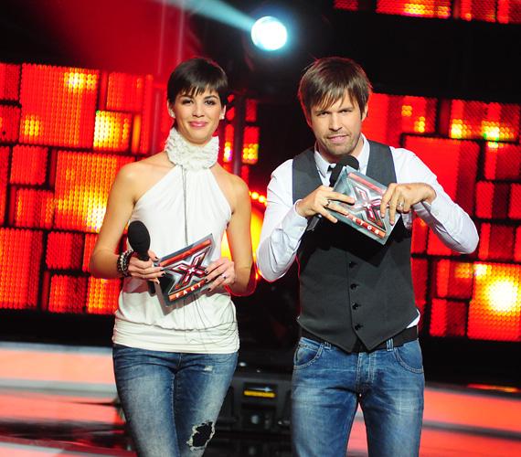 Az X-Faktor 2010-es első évadában Ördög Nóra Sebestyén Balázzsal állt a közönség elé, a második és harmadik évadokat viszont már egyedül vezette.