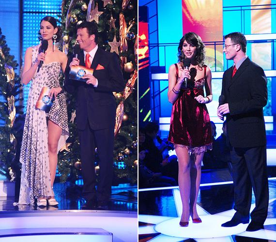 Ördög Nóra és Stohl András először a 2006-os Szombat esti láz műsorvezetőiként álltak együtt színpadra, majd ezt követően két Csillag Születik tehetségkutatót vezettek együtt: a 2007-es elsőt, melyet Utasi Árpi mesemondó nyert meg, illetve a 2009-es második szériát, melynek nyertese Tabáni István énekes lett.