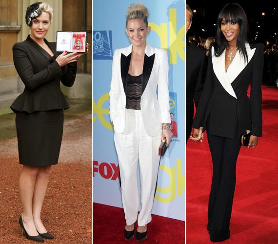 Minden nő ruhatárában kell lennie legalább egy blézernek. Ez a különösen praktikus ruhadarab egyszerre hordható ruhához és nadrághoz, illetve lehet elegáns és mindennapi összeállítás része is. Legutóbb Naomi Campbell, Kate Winslet és Kate Hudson is választott magának egy-egy egyedi McQueen darabot.