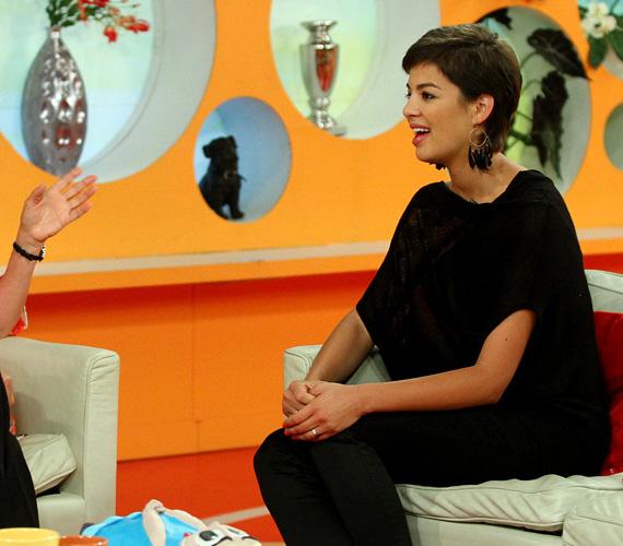 Nóra szakmailag mindent elért, amire vágyott, gyakornokból lett az RTL Klub népszerű műsorvezetője, a Reggeli riportere és az X-Faktor háziasszonya.