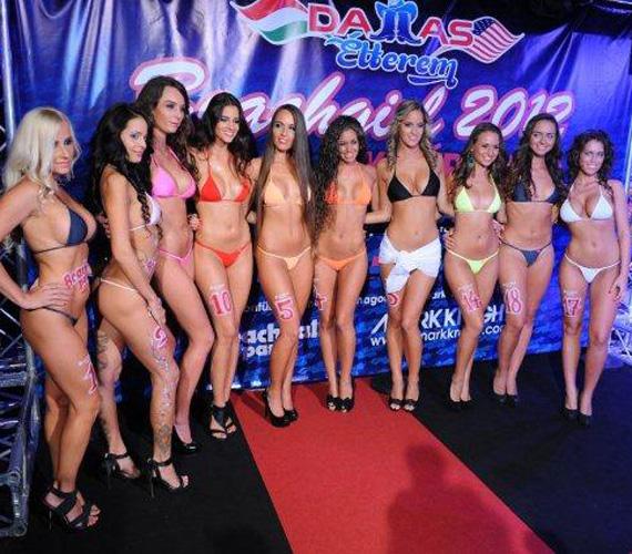A 25 versenyzőből végül tíz jutott a döntőbe, amit szombaton rendeznek Balatonfüreden.